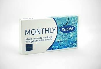 Easee Monthly 3 lenti a contatto