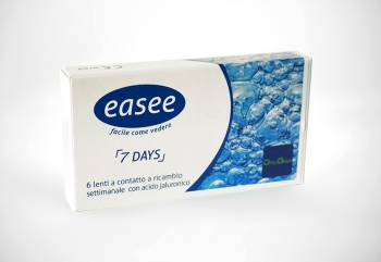 Easee 7 days 6 lenti